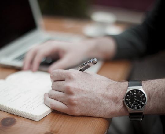 Scrivere, Revisionare il Curriculum
